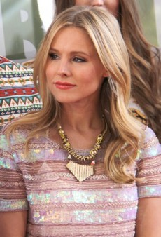 Get the Celeb Look: Kristen Bell, Olivia Palermo, and Katherine Heigl in Statement-Making Necklaces