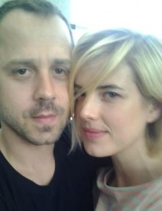 Agyness Deyn Probably Got Married to Scientologist Actor Giovanni Ribisi on Friday