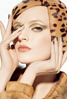 Daria Strokous Shines in Dior's Golden Jungle Collection Campaign (Forum Buzz)