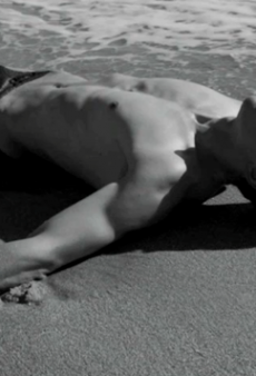 Want to Cool Off? Don't Watch Giorgio Armani's Newest Campaign Video