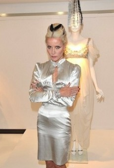 Daphne Guinness' Christie's Auction Was Successful Beyond Her Wildest Dreams