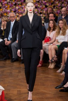 Christian Dior Haute Couture Fall 2012: A Stellar Debut for Raf Simons
