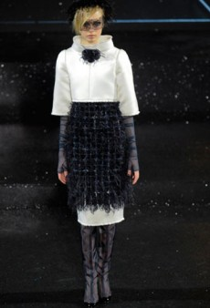 Chanel Haute Couture Fall 2012: 60-Plus 'New Vintage' Looks Cover Many Bases