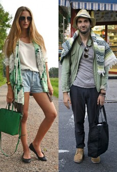 Forum Street Style: Fashion Double Takes