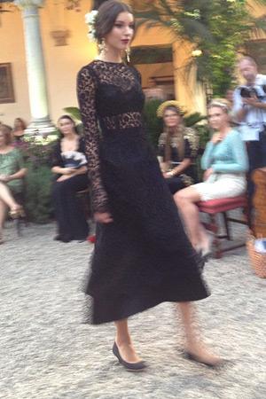 Dolce & Gabbana Couture presentation
