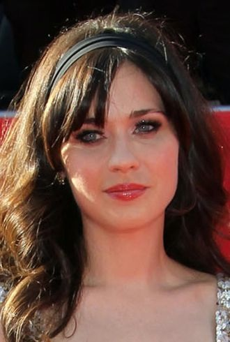 Zooey Deschanel 2012 ESPY Awards Los Angeles cropped