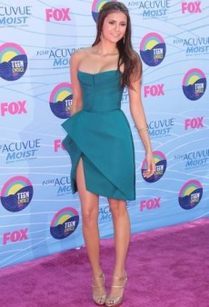 Young Hollywood Steps It Up On the Pink Carpet at the 2012 Teen Choice Awards