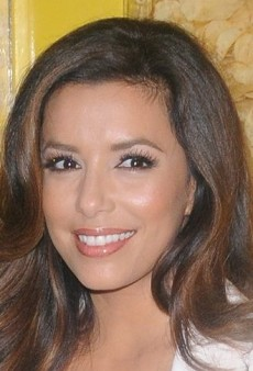 Look of the Day: Eva Longoria's Coordinating Kymerah Blazer and Shorts