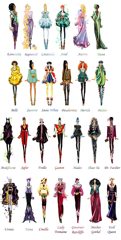 Disney Fashion
