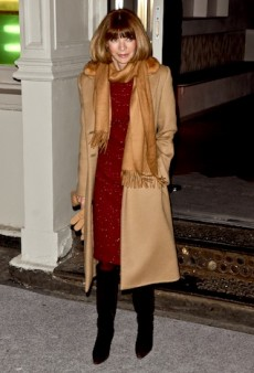 Anna Wintour to Style Sarah Jessica Parker for Glee