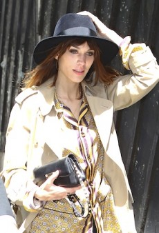 Alexa Chung to Cameo on Gossip Girl's Final Season