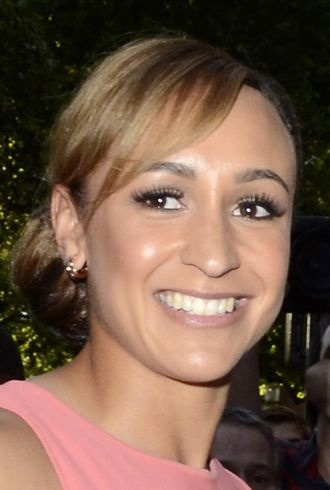 Jessica Ennis OMEGA House presents Athletics Night party London cropped
