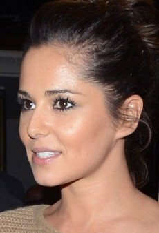 Look of the Day: Cheryl Cole Grabs a Bite in Helmut Lang and Narciso Rodriguez