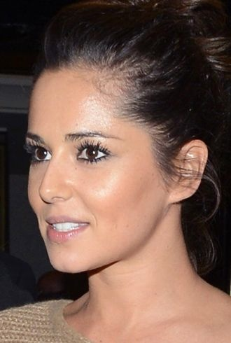 Cheryl Cole leaves Scotts restaurant London cropped