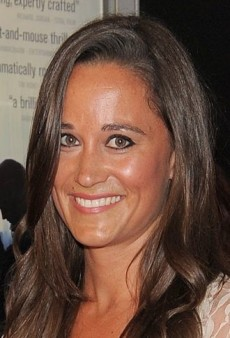 Look of the Day: Pippa Middleton's Lace-Accented Alice by Temperley Dress