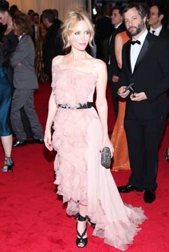 Leslie Mann Met Gala New York City May 2012 cropped