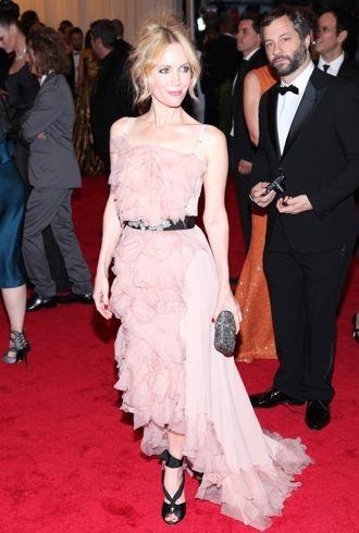 Leslie Mann Met Gala New York City May 2012 cropped
