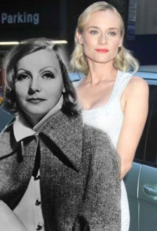 Beauty Icons Then and Now