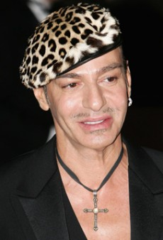 In the Lastest Installment of This Never-Ending Story, John Galliano Is Apparently Suing Dior