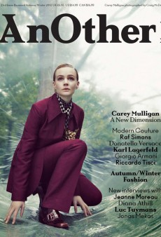 Carey Mulligan Shoots an Unconventional Cover for AnOther Magazine (Forum Buzz)