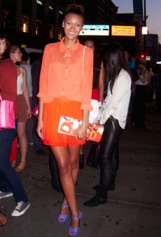 Fashion's Night Out NYC 2012: Style Stalking
