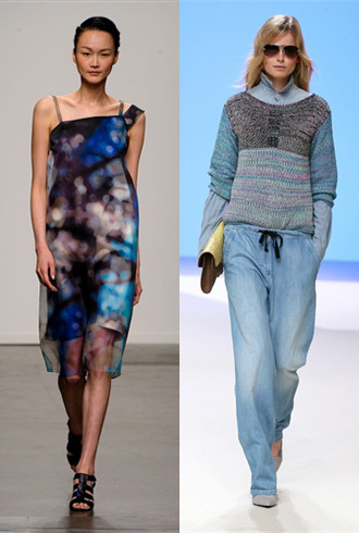 NYFW Spring 2013 Hits and Misses - Rachel Comey & See by Chloé