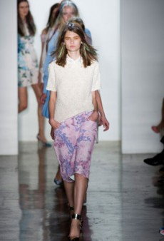 Peter Som Spring 2013 Runway Review
