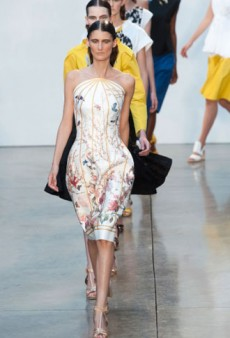 Thakoon Spring 2013 Runway Review