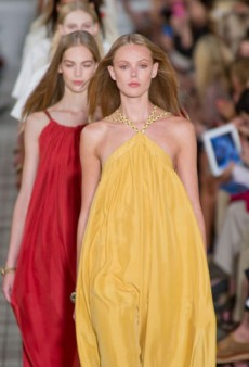 Tommy Hilfiger Spring 2013 Runway Review
