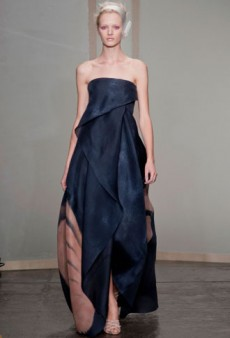 Donna Karan Spring 2013 Runway Review