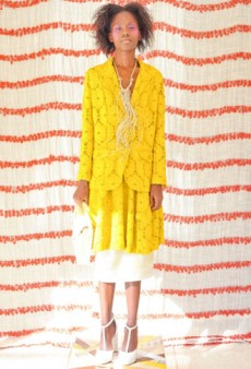 Chris Benz Spring 2013 Runway Review