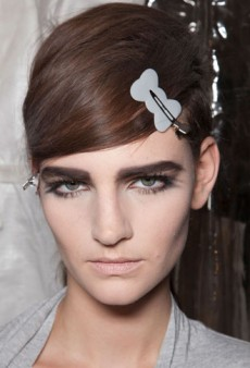 60s Beauty is Undeniably Modern at Marc Jacobs Spring 2013 Show