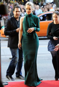 Is this Green Elie Saab One of Rachel McAdams' Best Looks Ever? (Forum Buzz)