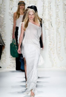 Rachel Zoe Spring 2013 Runway Review