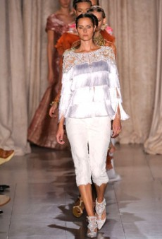 Marchesa Spring 2013 Runway Review