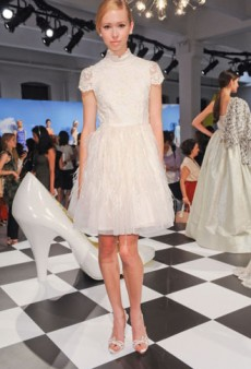 Alice + Olivia Spring 2013 Runway Review