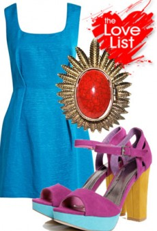 Spring Essentials from Fashion Gallery at eBay: The Love List