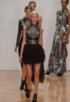 Sass & Bide Spring 2013 Runway Review