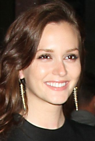 Leighton Meester The Oranges screening New York City cropped