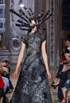 Giles Spring 2013 Runway Review