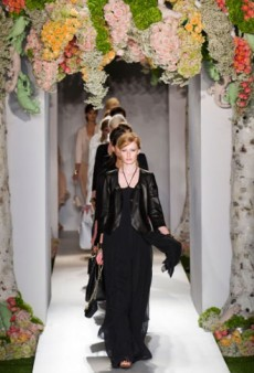 Mulberry Spring 2013 Runway Review
