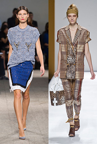 Milan Fashion Week Hits and Misses - No. 21 and Max Mara