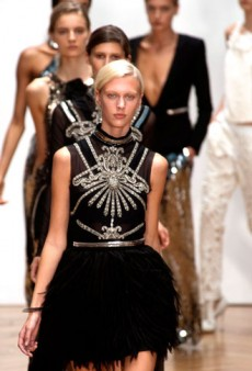 Aussie Designers Impress at London Fashion Week