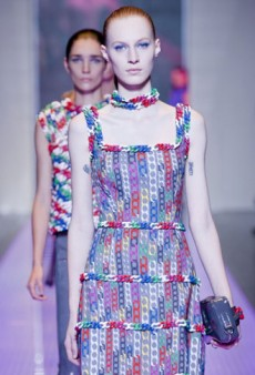 Versus Spring 2013 Runway Review