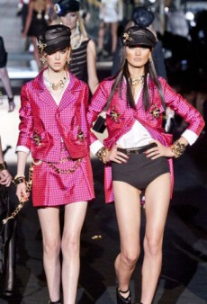 DSquared2 Spring 2013 Runway Review