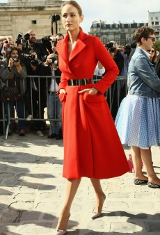 Dying Over Leelee Sobieski in Dior Couture (Forum Buzz)