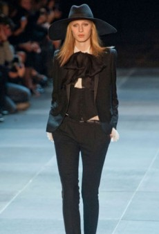 Saint Laurent Spring 2013 Runway Review