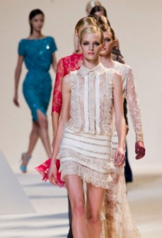 Elie Saab Spring 2013 Runway Review
