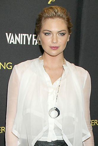 Kate Upton Everything or Nothing The Untold Story of 007 New York City cropped