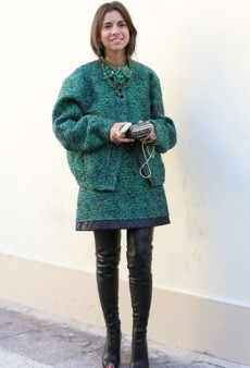 More Street Style Than You Can Handle: Fashion Month Spring 2013